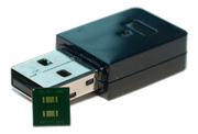 Peraso 802.11ad radio and target USB reference design