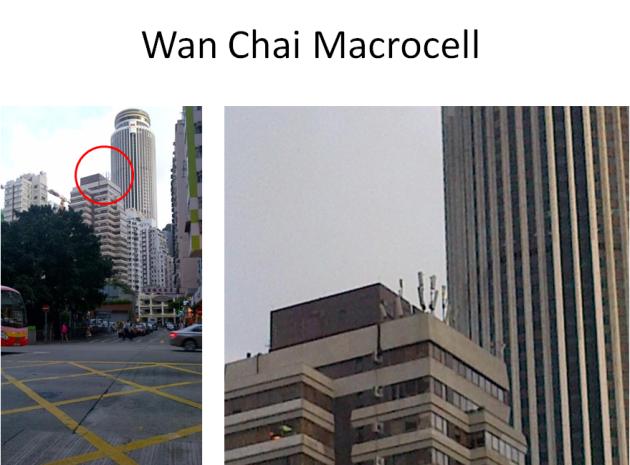 Definitely a macrocell…