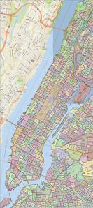 Manhattan Census Tract